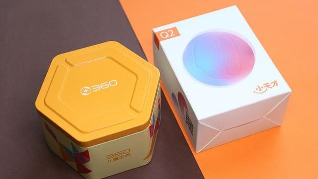 360全家桶+寓教于乐!360儿童手表9X对比小天才Q2深度评测