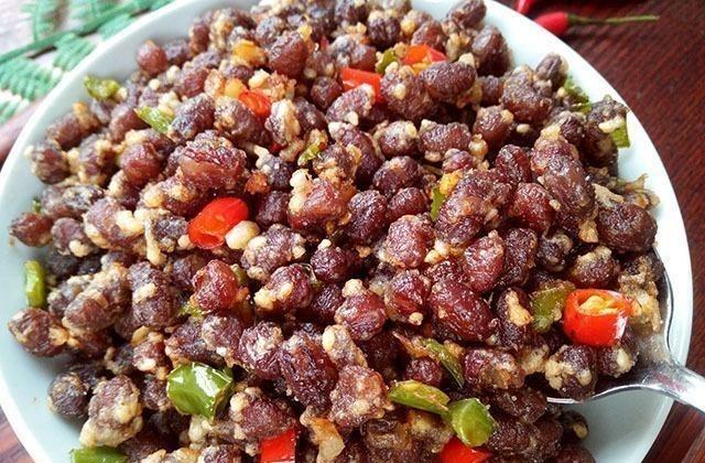 自从学会红豆这样吃,再没用它煮过粥,又香又酥,比花生米还美味 酥红豆 菜谱 美食 美味 花生米 每日推荐  第1张
