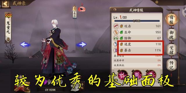 阴阳师:鬼域修罗鬼童丸技能解读以及使用攻略,复杂的输出式神插图(1)