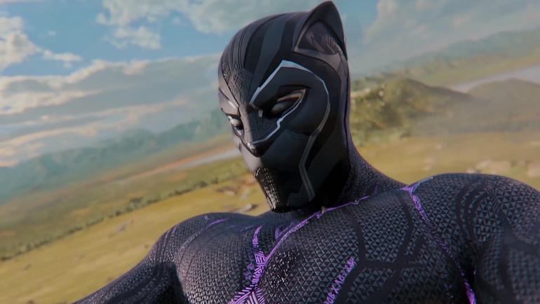 黑豹的实力在漫威电影宇宙里是何水平?剧组甚至不敢还原他的原本实力