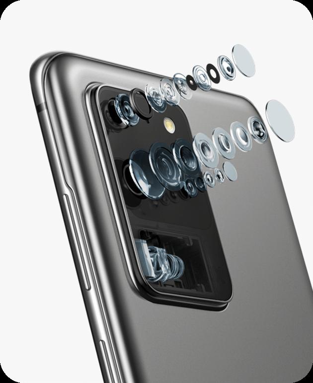三星S20惊艳亮相,2K屏+三摄+骁龙865,iPhone11瞬间不香