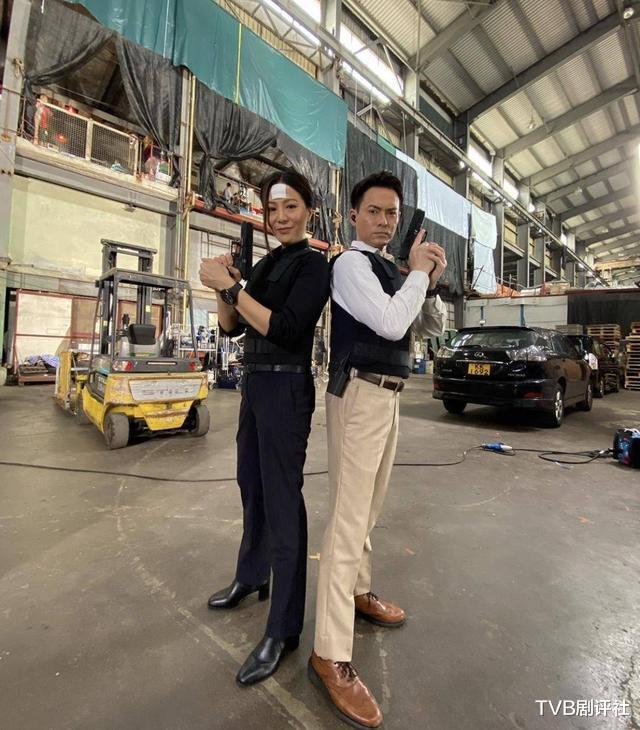 TVB花旦时隔16年出演《陀枪师姐5》回忆涌出冻龄美貌惹人羡慕插图18
