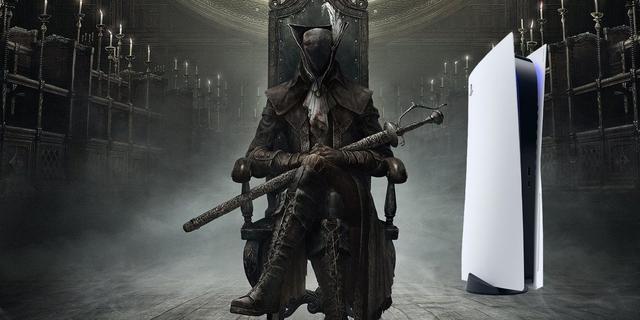 远征ol私服_法国零售商疑似泄露了《血源》PS5复刻版