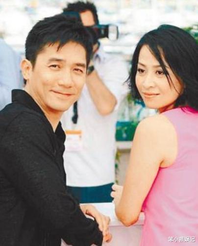 刘嘉玲赢得婚姻却败了爱情,得知梁朝伟前两任女友是谁,败得不冤