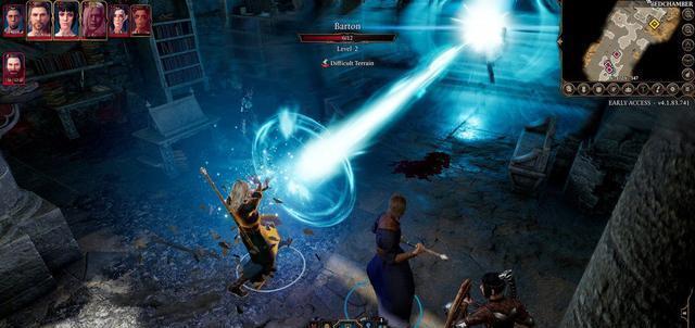 爱拍英雄联盟_《柏德之门3》EA试玩:行云流水回合制战斗,这就是自由的味道!-第8张图片-游戏摸鱼怪