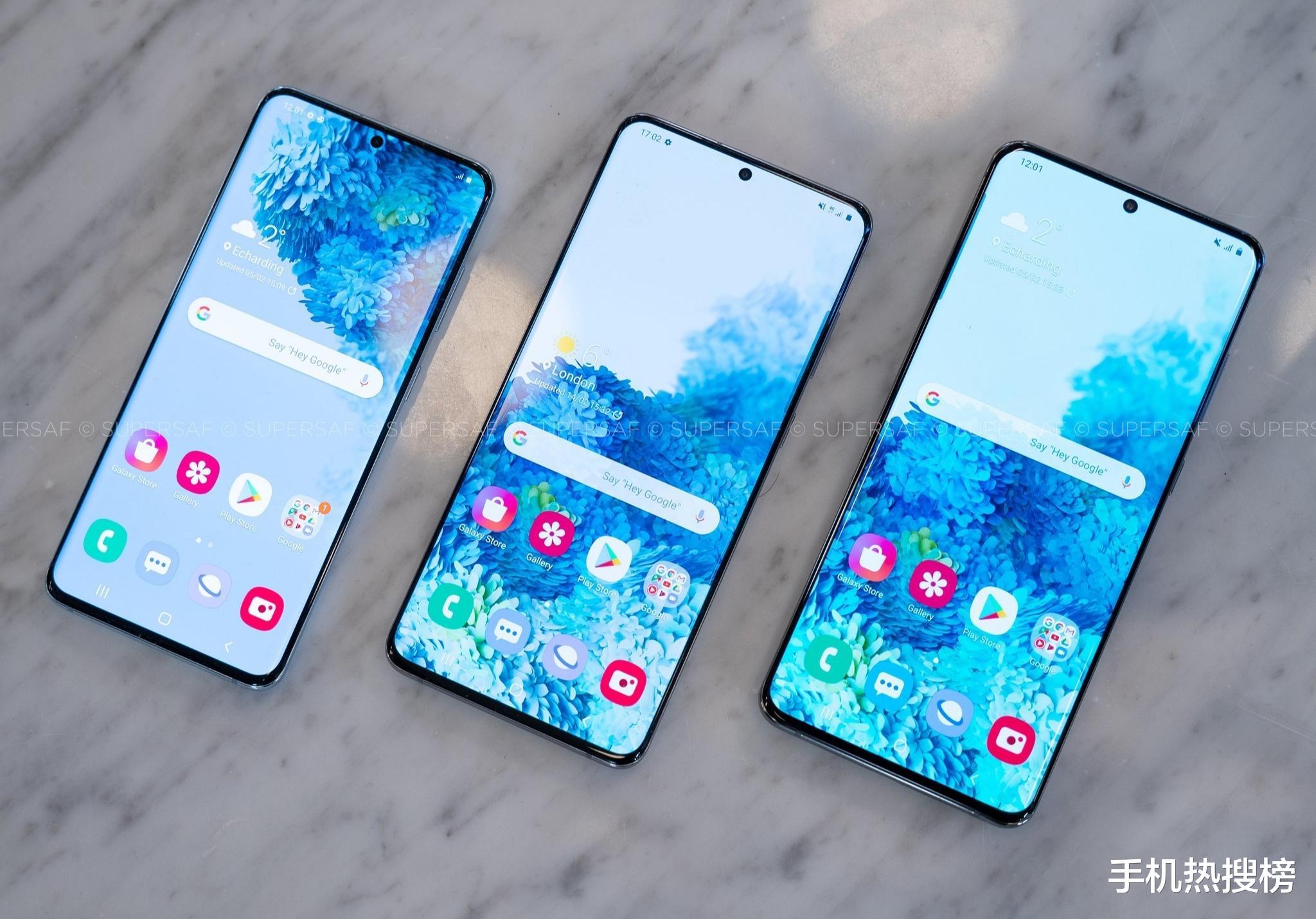 三星小屏幕折叠手机来了,售价超万元,网友:给一个不买S20+的理由
