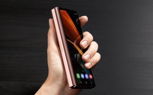 领跑折叠屏手机 三星Galaxy Z Fold2 5G魅力何
