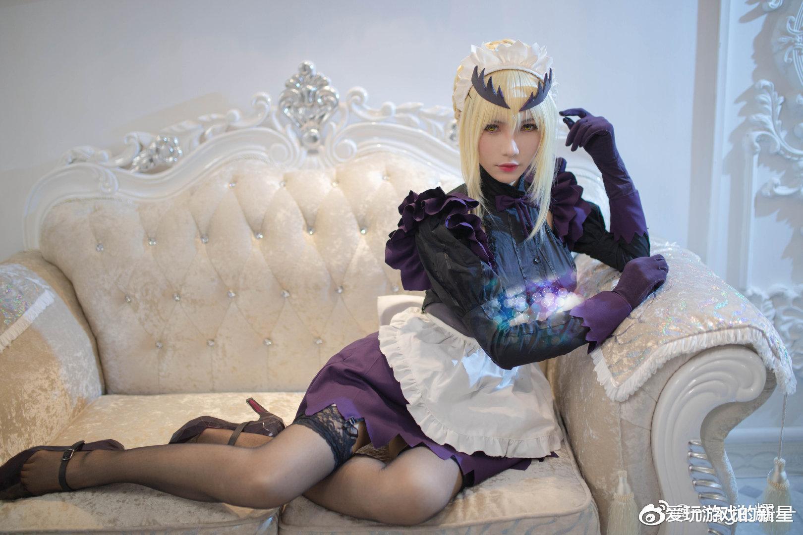 """《【煜星娱乐网页登陆】王者荣耀cos:""""梦倒塌的地方,今已爬满青苔""""》"""