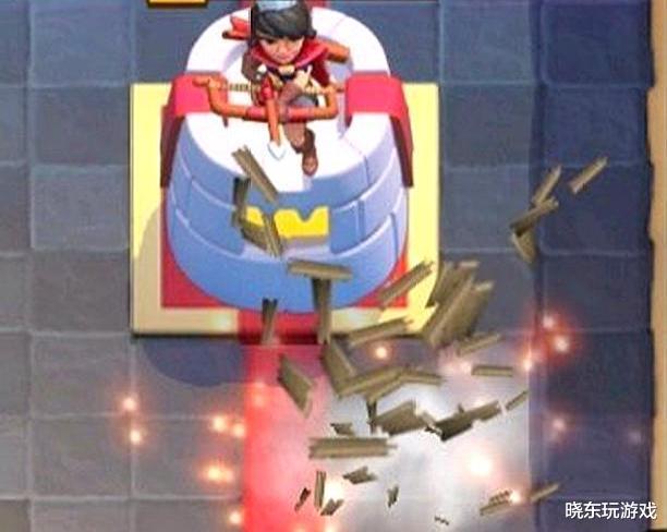 《【煜星娱乐平台注册】皇室战争:竞技场暗藏彩蛋,为国服BS,CR真的是不遗余力啊》