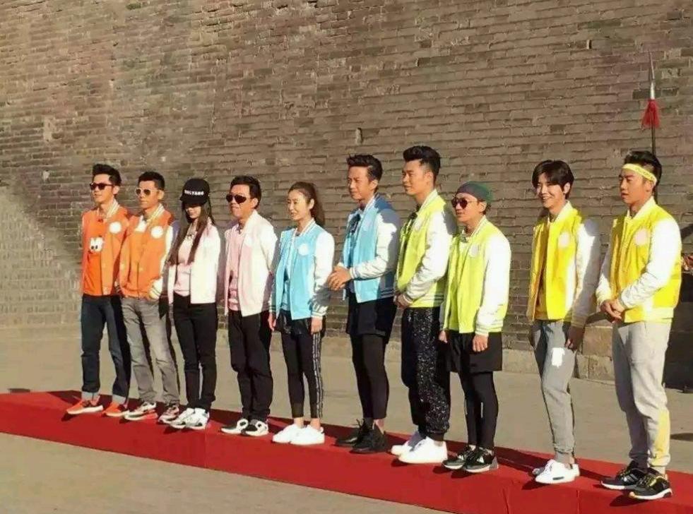 《奔跑吧兄弟》官宣最新一季阵容,蔡徐坤、沙溢、郭麒麟加盟