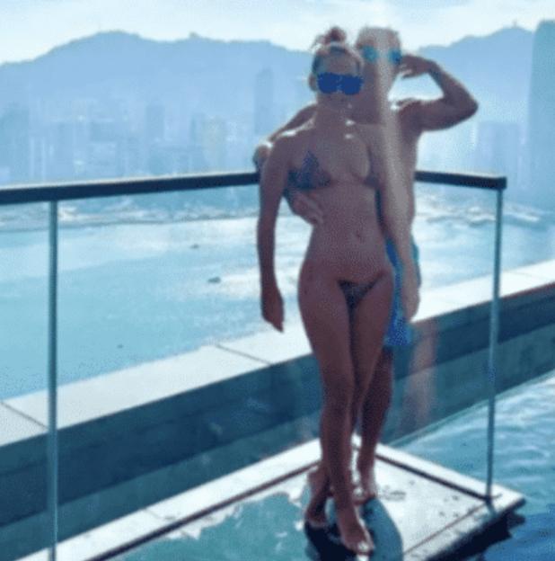 """44岁的李玟越过越滋润,整个人""""释放天性"""",网友:真羡慕你老公"""