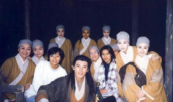 《笑傲江湖》演员现状,任盈盈残疾,林平之出家为僧,四人已去世