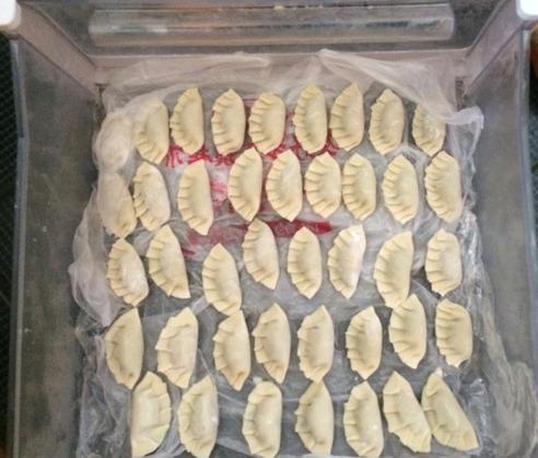 保存 餃子 冷凍