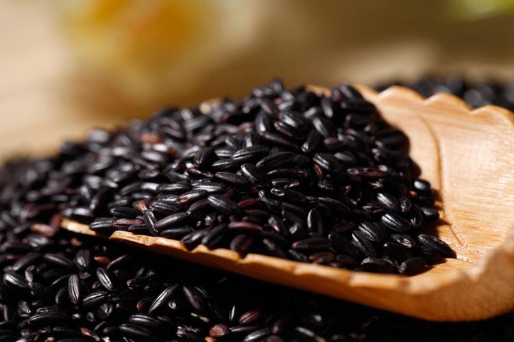 你还在天天吃白米饭吗?试一试这个黑米,健康益寿