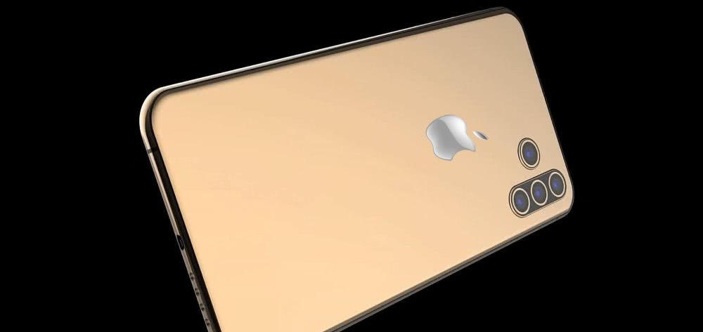 iPhone12Pro概念机:这样的设计 让我放弃购买iPhone11
