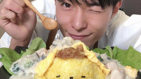 日本小帅哥自制卡通美食,网友:笑容比美食抢镜