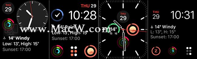 AppleWatch不仅可以告诉时间,跟踪活动或向您显示手 数码科技 第2张