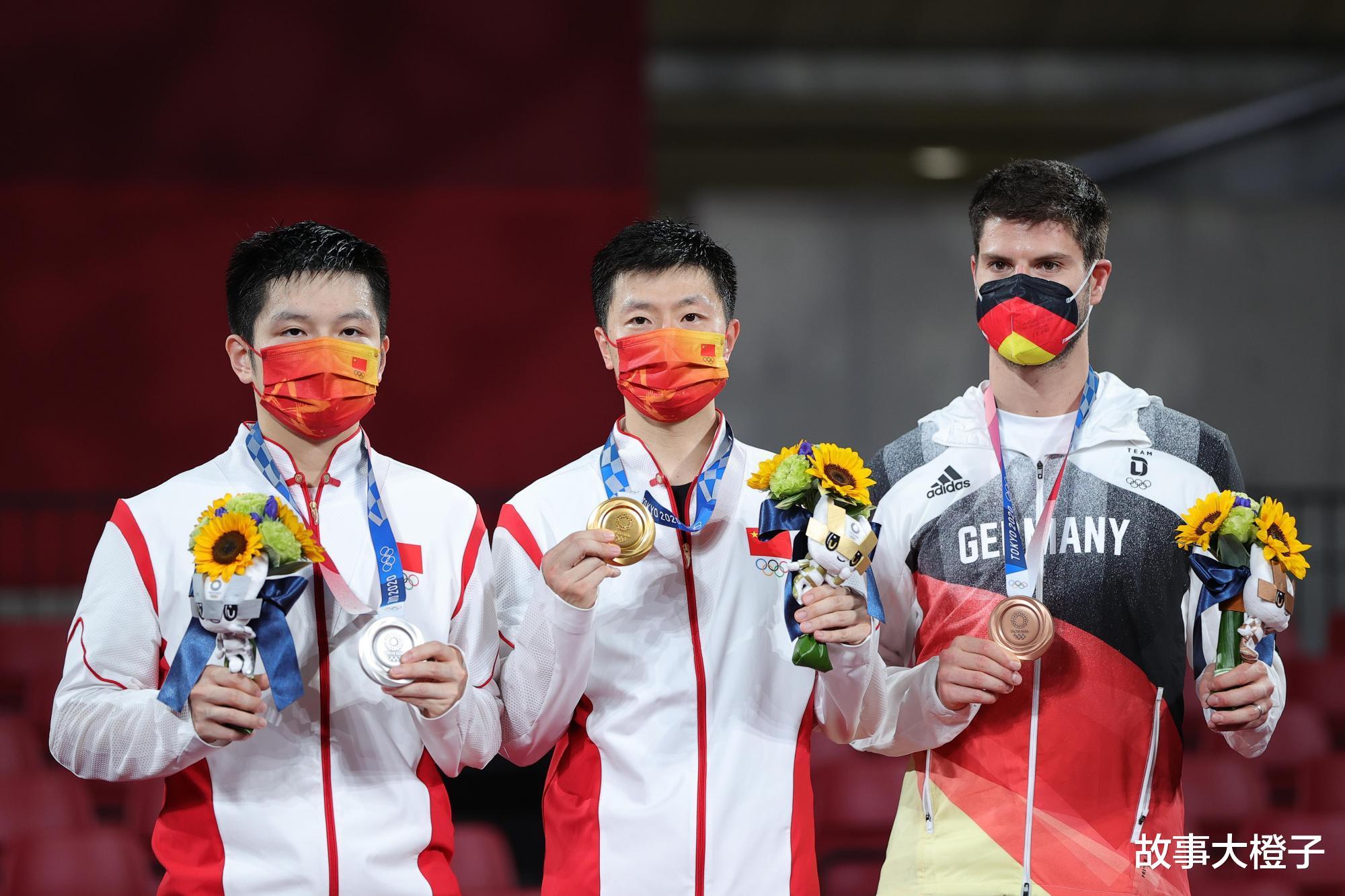 为何东京男团决赛出战一单的不是马龙,而是樊振东?