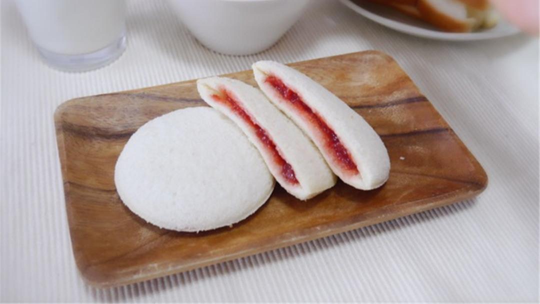 比折叠包饭还好看的口袋三明治,1个碗就能做好,简单又方便