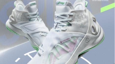 李宁蝉翼系列实战篮球鞋正式发售!李宁的中端系列篮球鞋让人眼花缭乱