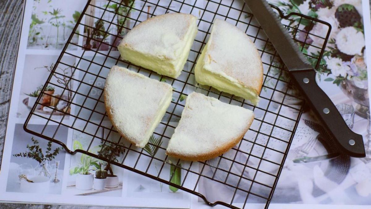 烘焙新手也能尝试的奶酪夹心蛋糕,做法简单,高颜值,味道好