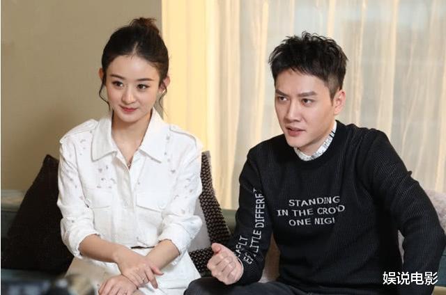 迷之操作,赵丽颖曾否认怀孕,而冯绍峰三月还打造谣离婚官司
