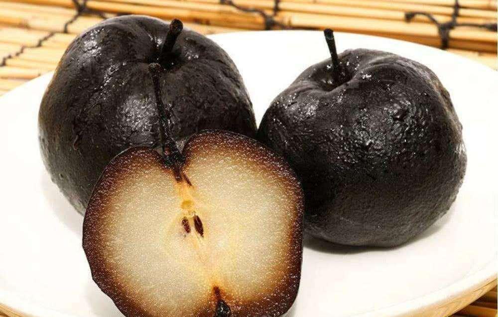 零下30度的东北大集:冻梨冻柿子都弱爆了,看到图6笑出鼻涕泡