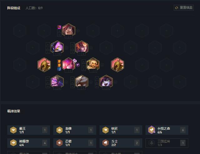 《【煜星在线娱乐】LOL云顶之弈:新版本主流阵容分析,烂分阵容强于赌狗》