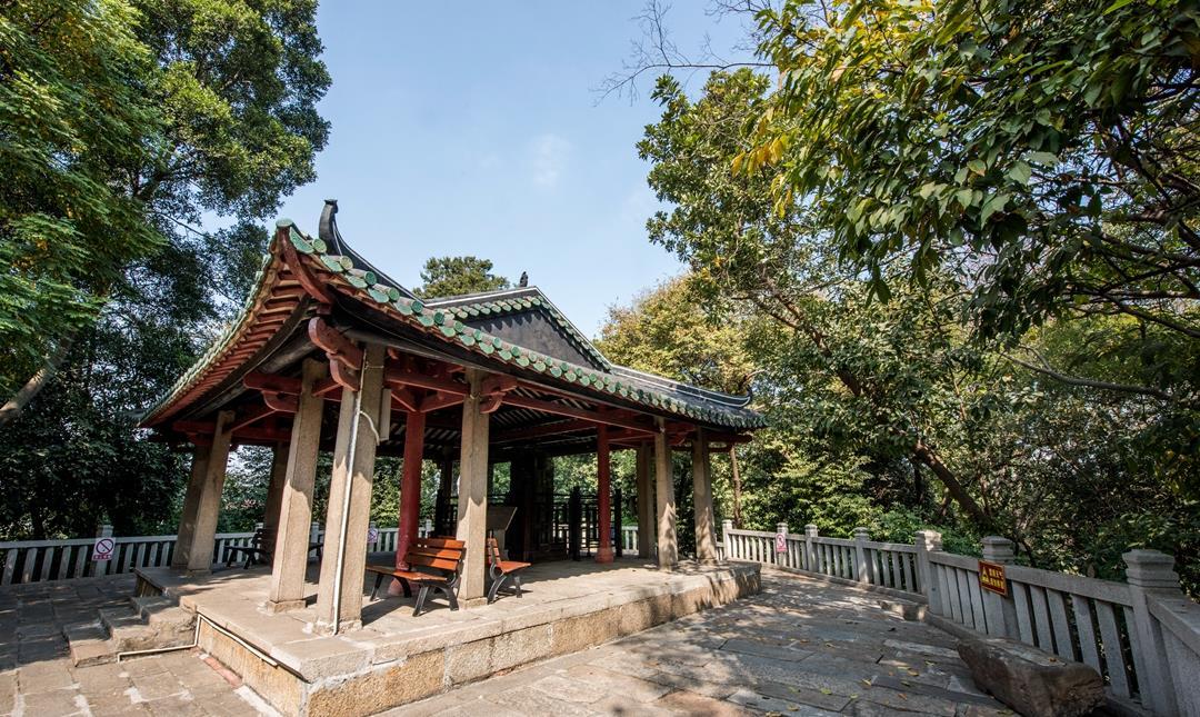 广州冷门景点,曾是海上丝绸之路起源地之一,由于偏远而