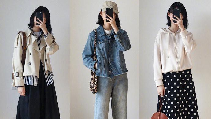 短外套穿搭拒绝模板化,今年秋天就选这3种,时髦百搭又保暖