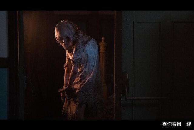 《恶煞》24岁乌克兰长腿女神饰演怪兽因太抢镜成功突围