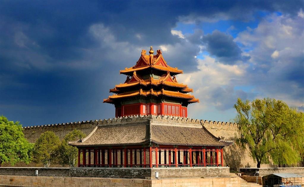 北京一孤单景点,承载中国最高修建武艺,距故宫600米不