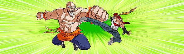 《拳皇》里的徒弟越多师傅越垃圾?这老头不仅徒弟多而且还很猛