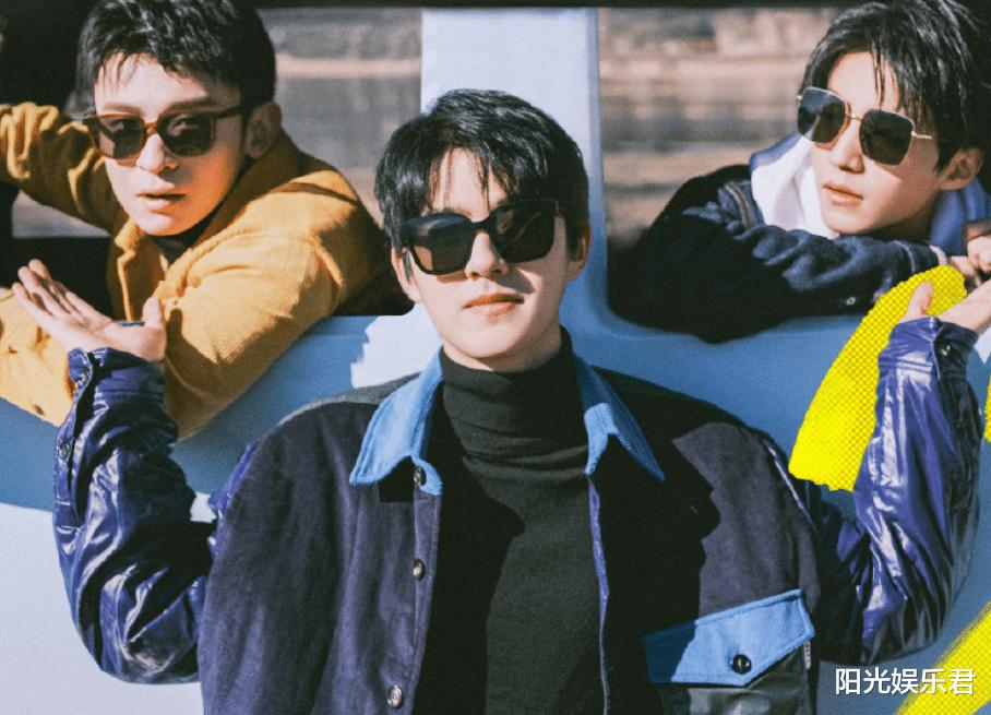 鹅厂新综艺《恰好是少年》官宣,三位90后顶流加盟,想不火都难!