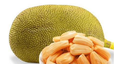 40斤的肥羊与菠萝蜜,竟然被合体成为一种美食,印度人的土豪生活