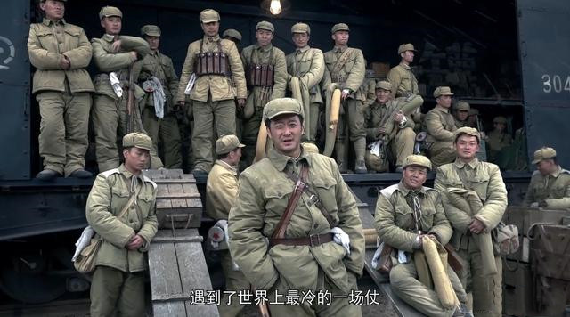 《长津湖》幕后,耗时2年1.2万人参与,耗资13亿一辆坦克造价百万
