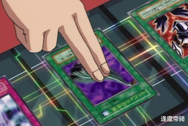 """《【煜星app注册】游戏王:1张卡""""清全场"""",初代时期禁卡的原因,它们就是答案》"""