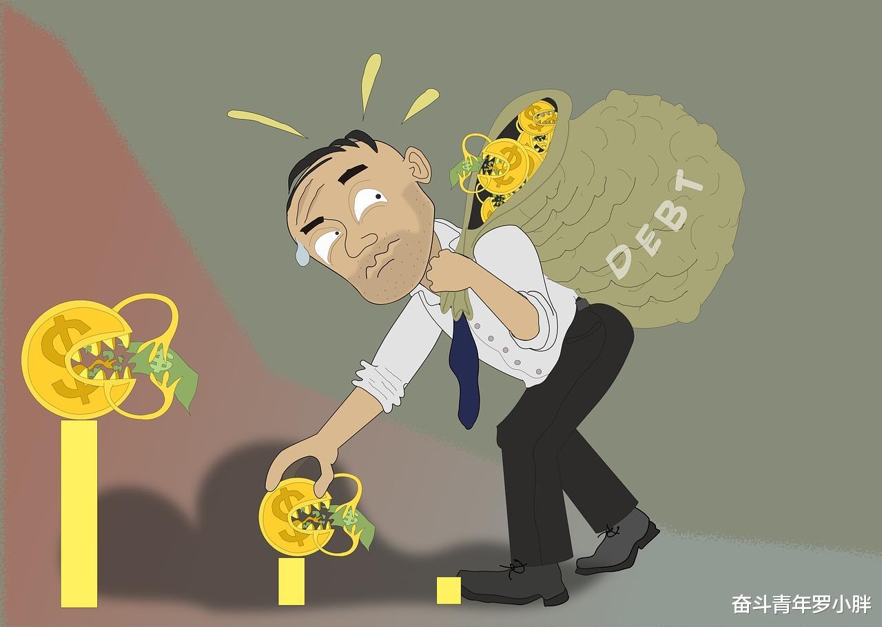 打工多年一贫如洗,反而欠债一万多,该怎样办?
