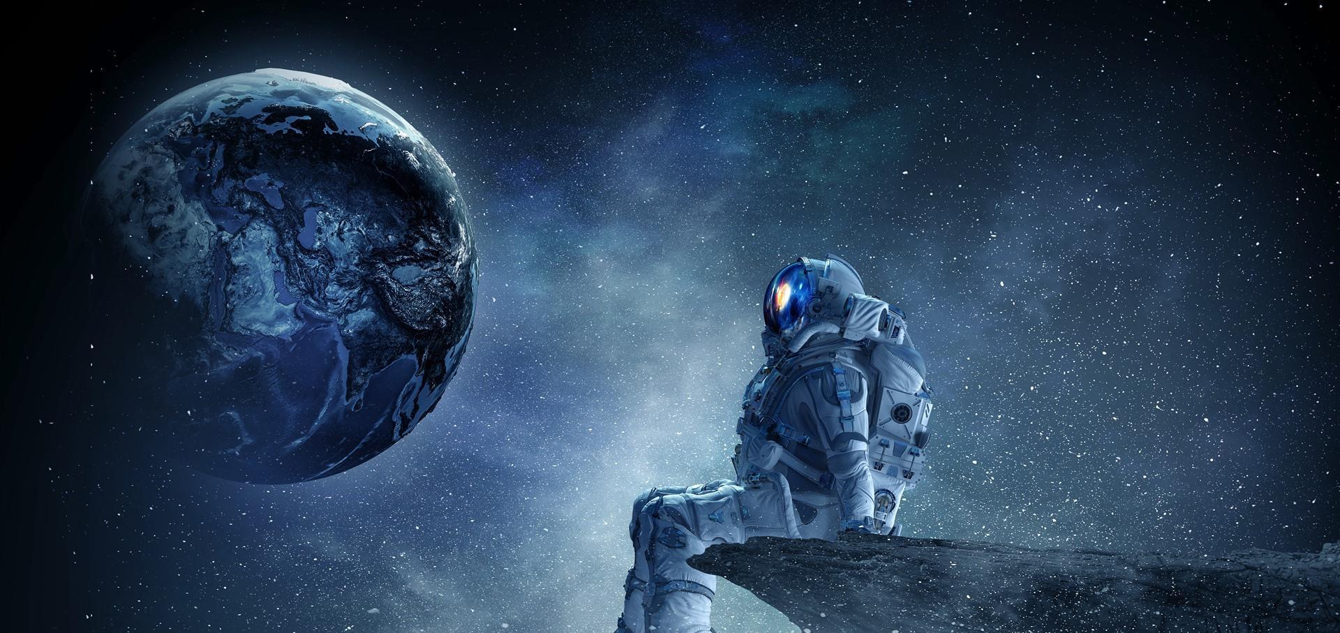 """宇航员亲述太空阅历,""""诡异幻觉""""没法注释,太空实有奥"""