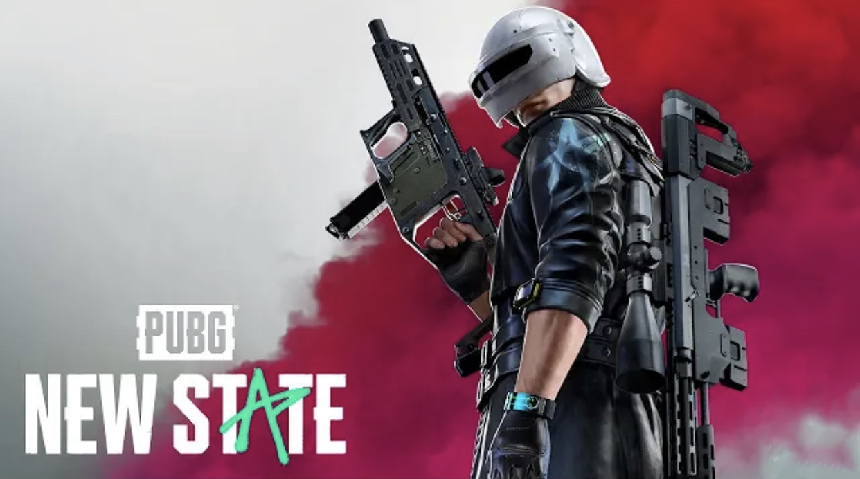 新游《PUBG:NEW STATE》解析!细节秒杀和平精英,值得期待!