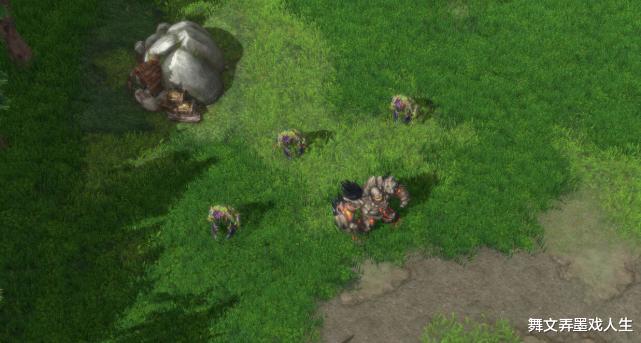 魔兽争霸3:电脑AI的4大难点,吊打玩家、劝退新手,并非偶然 - 游戏资讯(早游戏)