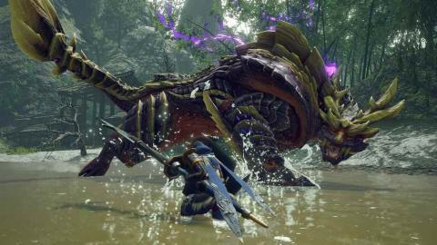 《怪物猎人:崛起》热度大跌,从万众瞩目到全民唱衰