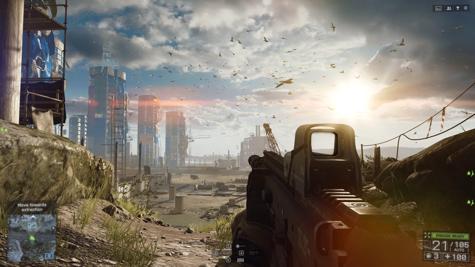 《【合盈国际代理平台】《战地6》要来了?舞台放在未来,还有吃鸡玩法!》