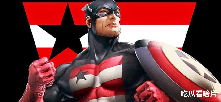 性格暴躁心狠手辣!新美国队长为何沦为政府傀儡?结局有惊人反转