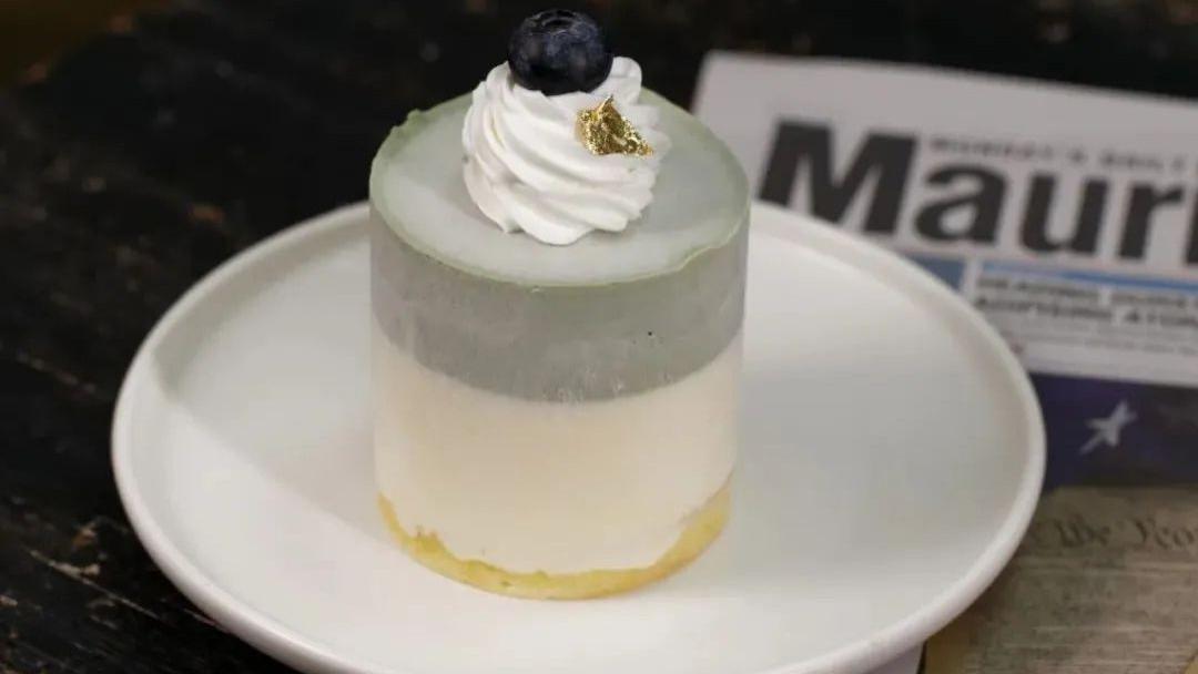 绝不踩雷的慕斯蛋糕,邂逅开春的第一抹嫩绿