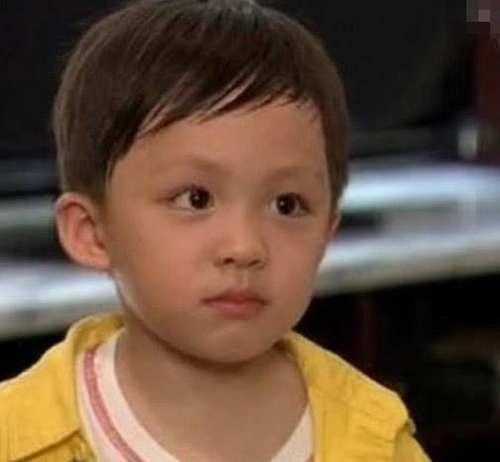 他3岁进了娱乐圈,厥后出演了文章的儿子而走红,现已大变样_娱乐新闻 明星绯闻