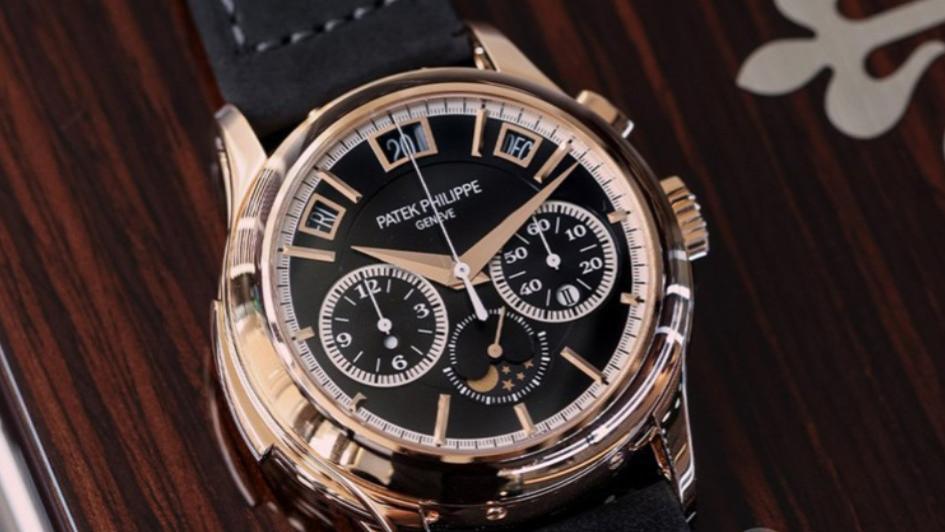 襄助慈善事业 富艺斯将首次拍卖百达翡丽Ref.5208R 18K玫瑰金超级复杂功能腕表