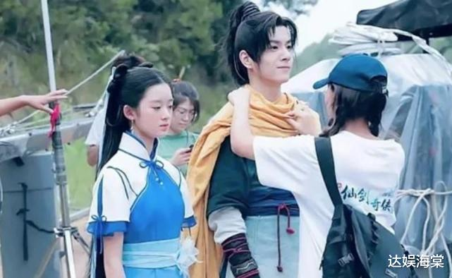 新版《仙剑》有多敷衍?11天完成拍摄,男主像反派,女主角仅14岁