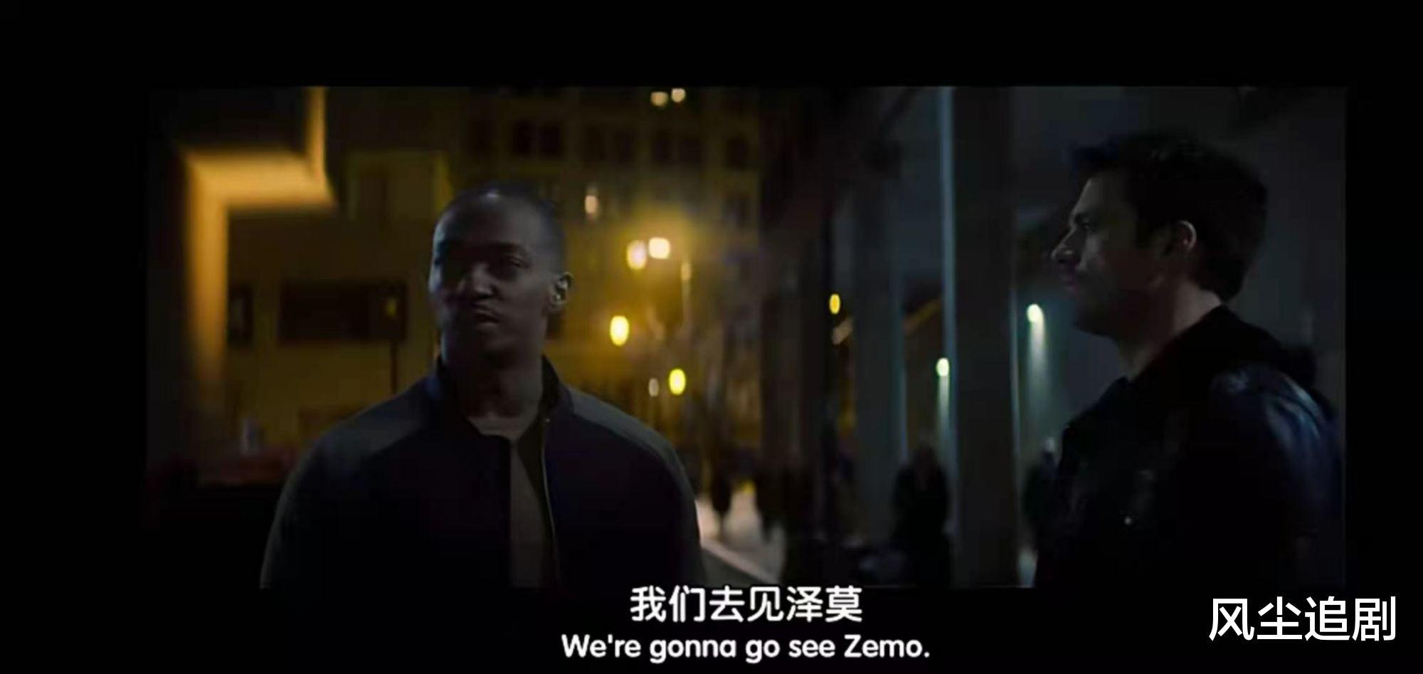 猎鹰与冬兵第二集,二代美队登场,未来竟然可能黑化?