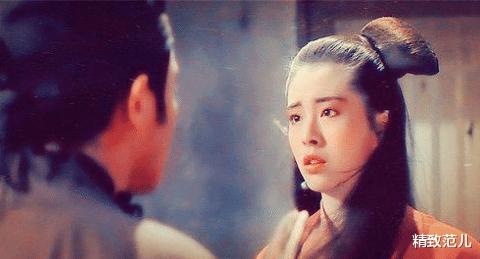 当年徐克不顾反对,一定要她出演东方不败,金庸:不要再碰我作品